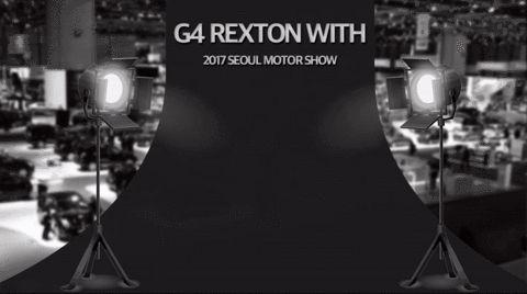 [G4 렉스턴의 X를 찾아라! - 서울모터쇼 이벤트] 세계 최초로 2017 서울모터쇼 쌍용자동차 전시관에서 공개된 G4 렉스턴! Driving Revolution, Safety Revolution, Style Revolution, High-tech Revolution의 4가지 혁명(Great 4 Revolution)을 갖춘 GOOD TO GREAT G4 렉스턴. 황금비례(Golden Ratio)를 적용하여 궁극의 균형미를 갖춘 정면을 유심히 살펴 보시면 X가 숨어 있습니다! 서울모터쇼 쌍용자동차 전시관에 있는 G4 렉스턴의 X와 함께 촬영한 사진을 댓글로 공유해주세요! 사진을 공유해주신 분께는 추첨을 통해 선물을 드리겠습니다  이벤트 참여 https://goo.gl/AAc8e2   #쌍용자동차 #ssangyong #G4렉스턴 #서울모터쇼 #X