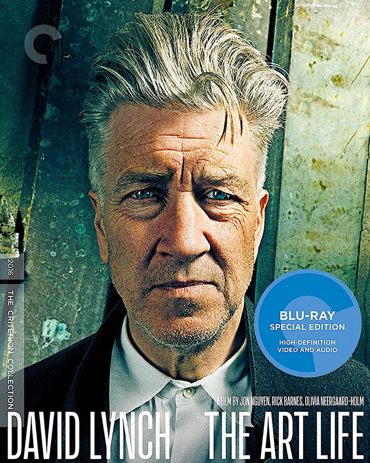 DAVID LYNCH: THE ART OF LIFE BLU-RAY (THE CRITERION COLLECTION)