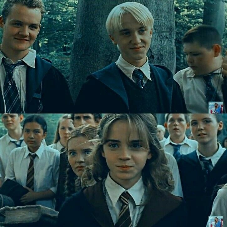 Their Smile Says It All Harry Potter Hermione Harry Potter Movies Harry Potter Jokes