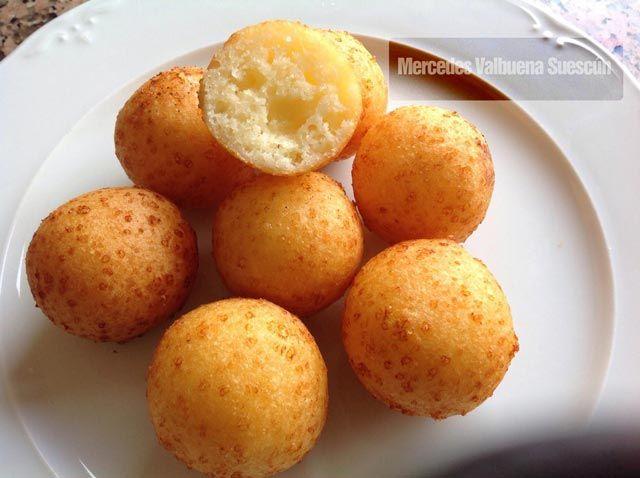bunuelos receta colombiana