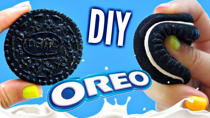 This tutorial shows you how to make your own Oreo squishie. This also works as a stress ball as it feels exactly like one, very soft and squishy. More Oreo? ...