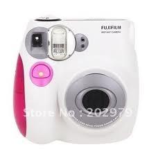 Cute new Polaroid camera...