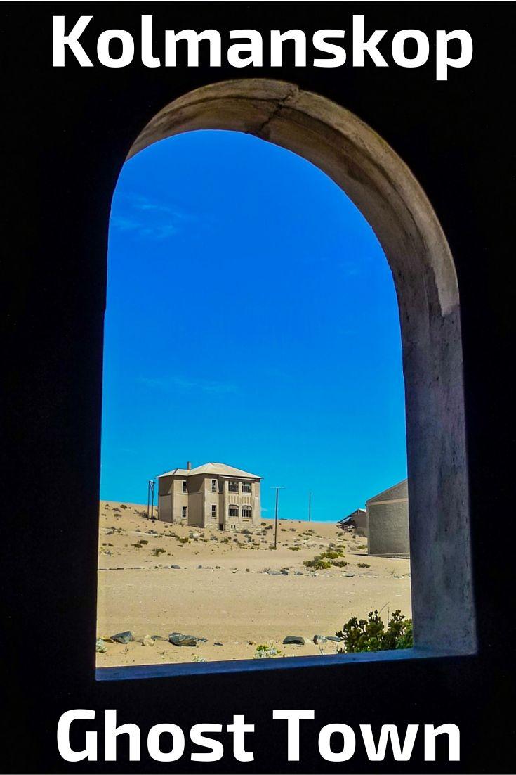 Kolmanskop Luderitz ghost town Namibia