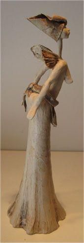 Div. : Keramikk-Kopp-Krukke-Mugge-Fat-Vase-Skål-Lysestake-Keramikkengler-Figur-pottemaker-Leire-Ceramic-pottery-clay