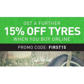 Extended - Tyres When You Buy Online @ Hyper Drive - Bargain Bro