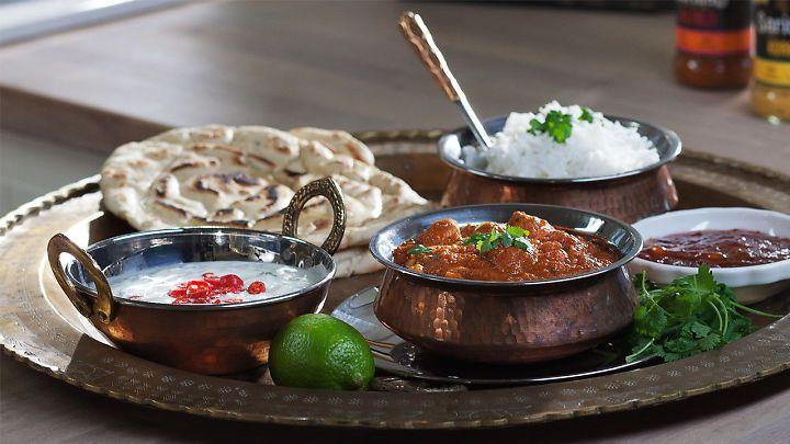 Lag et ekte indisk festmåltid hjemme