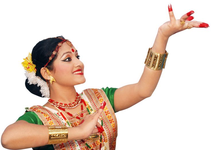 DESTINATION ASSAM: Satriya - Dance of the Godessess