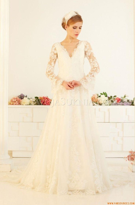 Robes de mariée Val Stefani D8043 Fall 2013