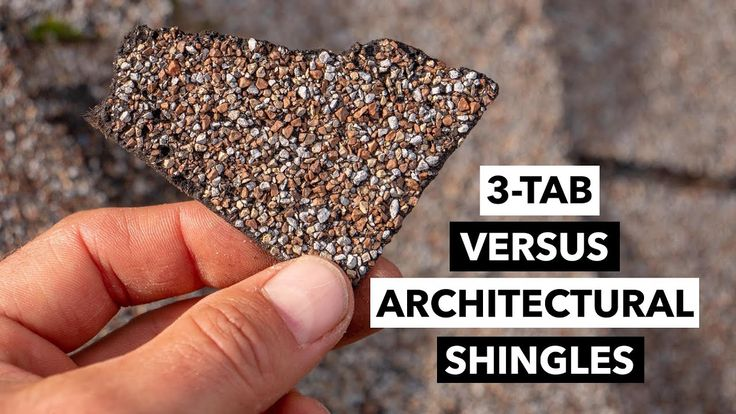 Best What S The Difference Between 3 Tab Shingles And 640 x 480