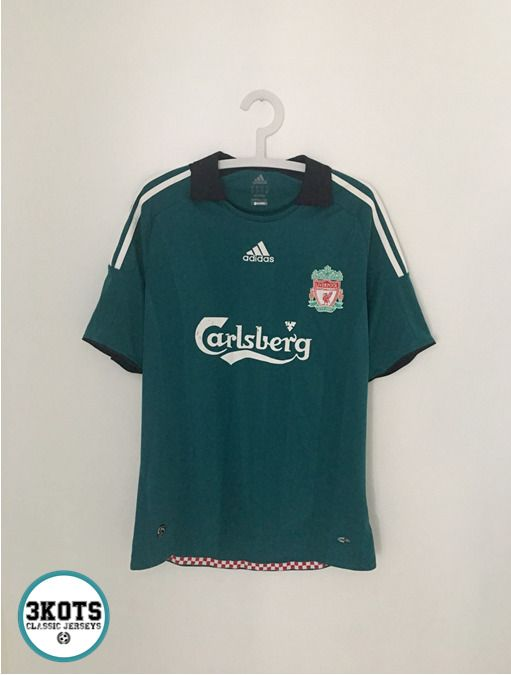 ADIDAS Vintage LIVERPOOL FC 2008 2009 THIRD Jersey Soccer Shirt M Futbol  Maglia  adidas  Jerseys  Footballshirt  LiverpoolFC 8aece2c3159