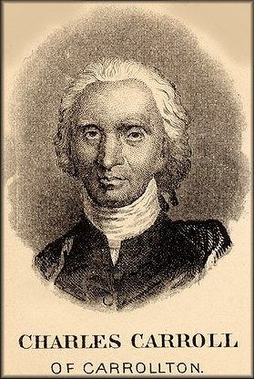 charles carrol of carrolton essay Charles carroll of carrollton wasn't in philadelphia when the second continental  congress voted to break from great britain on july 2, 1776,.