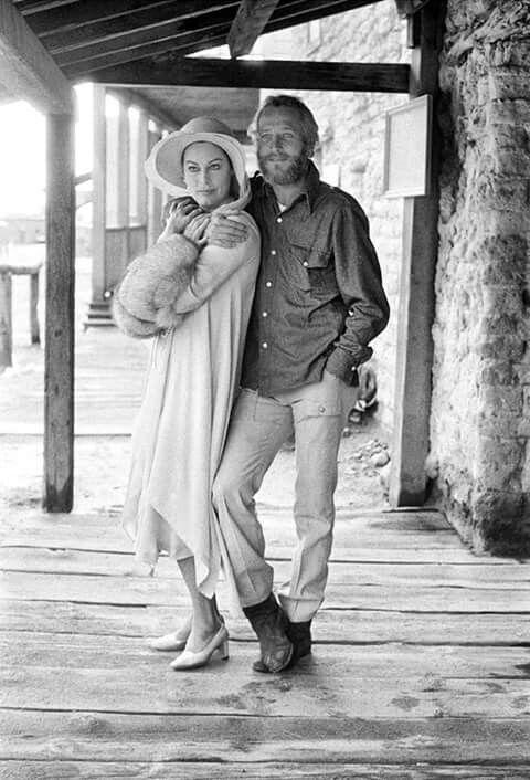 Paul Newman & Ava Gardner