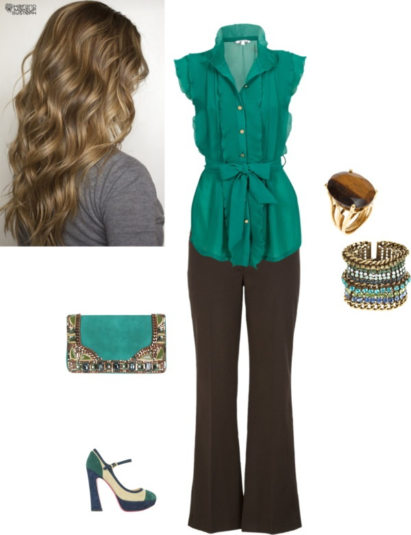 """""""work casual"""" by klara-1012 on Polyvore"""