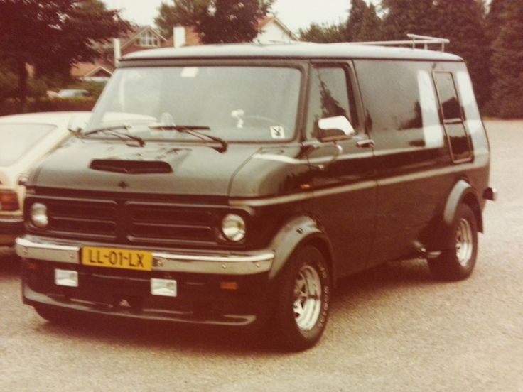 Bedford Cf 250 1978 Customs Pinterest Bedford Wwii