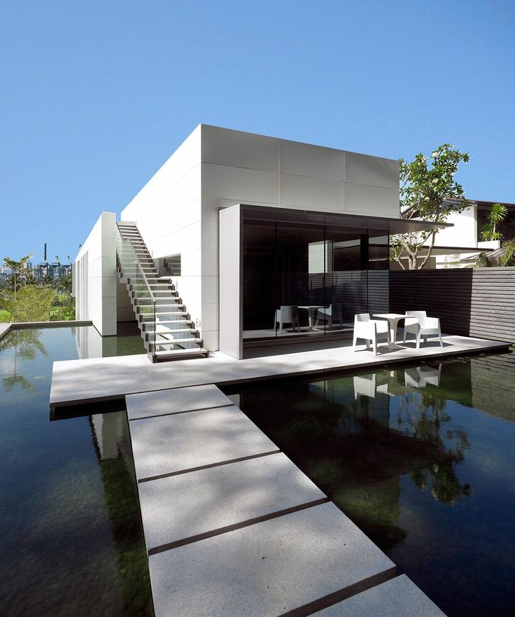 Contemporary Australian Home Architecture On Yarra River: 31 Best SCDA Images On Pinterest