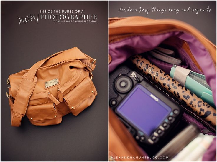 What's in my purse | Mom Photographer    Kelly Moore 2 Sues Bag = Mary Poppins purse!  www.alexandrahuntblog.com