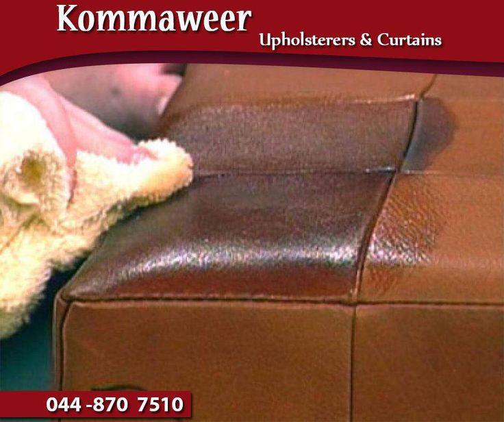 #LifeHack: To nourish the leather, mix one part white vinegar with two parts linseed oil, shake well, and apply to the leather using a soft cloth. Work in a circular motion, covering the entire surface. Rub in thoroughly, let it sit for about 10 minutes, then buff with a soft cloth to bring a shine to the leather surface. #Kommaweer