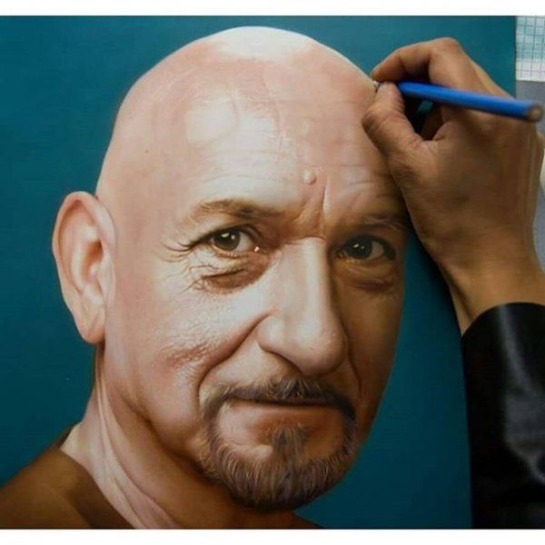 Tutorial, airbrushing art paint - Worldwide Airbrush Images and Videos on Your Galleries: promote, rate your Artworks and discover the lates uploads! - JustAirbrush