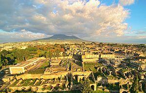 Ruins of Pompeii with the Vesuvius.jpg