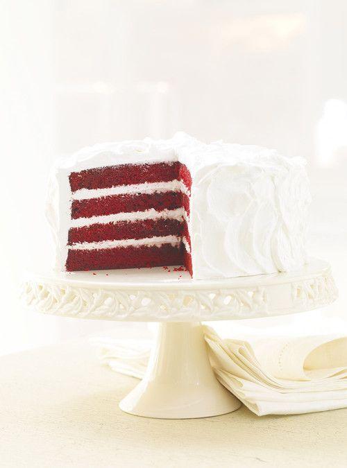 Gâteau Red Velvet Recettes | Ricardo