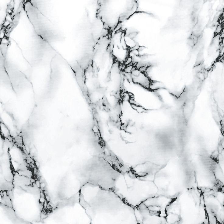 d-c fix Klebefolie - Marmor - weiß-grau - 90x210 cm