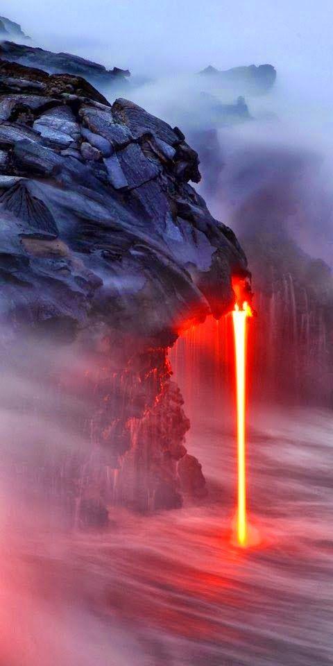 Volcano Kilauea, Hawaii                                                                                                                                                     More