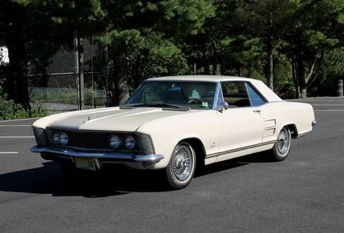 1964 Buick Riviera for sale #1876756 - Hemmings Motor News