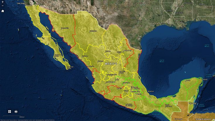 Mexico: New travel advisory system an improvement, but could be better: Travel Weekly