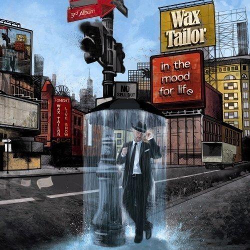 Pandora: Wax Tailor Radio.  Until Heaven Stops The Rain by Wax Tailor.