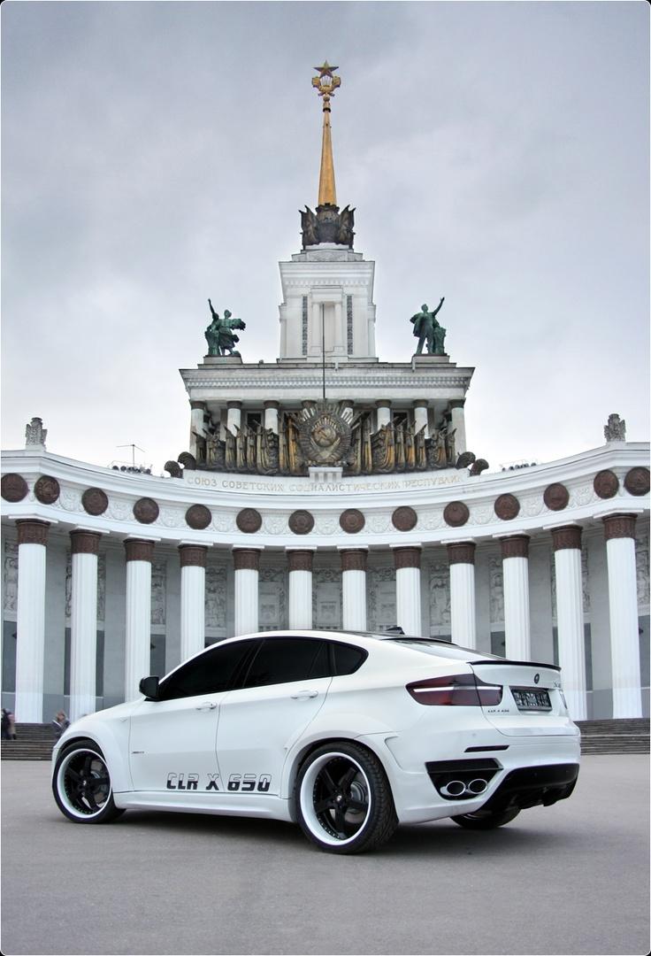 Gorgeous BMW X6