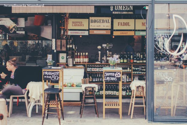 Places a local would eat and drink at. Live like a local in Copenhagen.