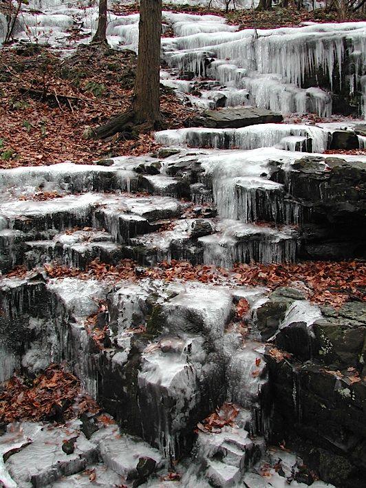 Ringing Rocks Park, Bucks County, Pennsylvania