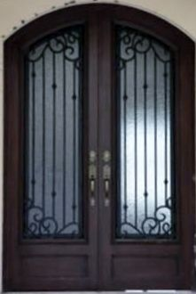 17 best ideas about herreria moderna on pinterest for Puertas principales de forja