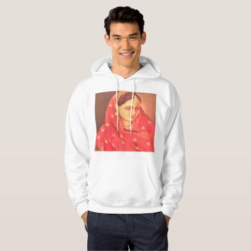 Bollywood Films Actress Diva Fashion Model Cinema Hooded Sweatshirt