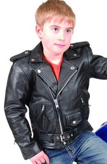 0329a8100 Motorcycle Vest, Kids Motorcycle, Motorcycle Leather, Leather Biker Vest,  Lambskin Leather Jacket