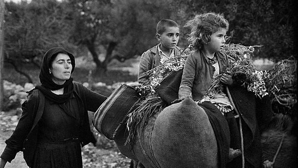 Crete,returning from the fields