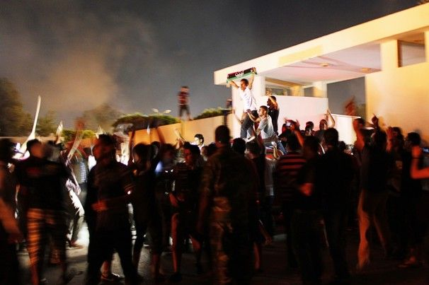 In Libya, dueling protests reflect struggle for nation's soul - The Washington Post