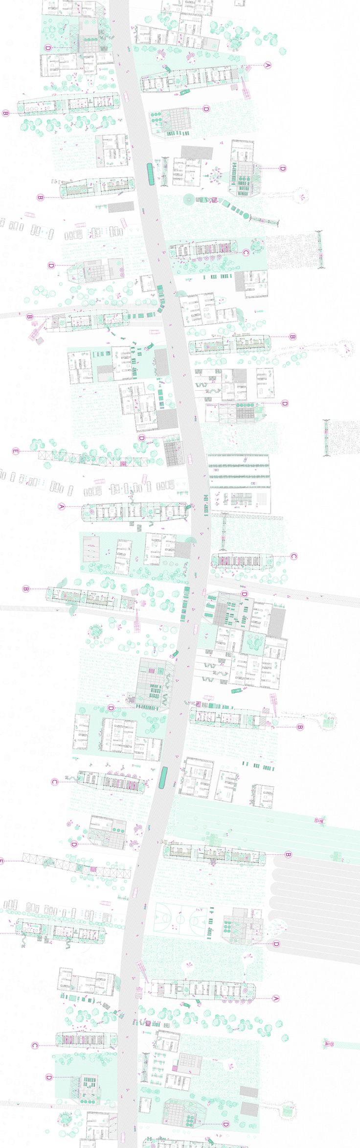 OPEN-END CITY  CAÑADA REAL GALIANA _Madrid  PFC ETSAM 2014 . . . . . . . . . . . . . . . Tutor: Luis Basabe Montalvo . . . . . . . . . . . . . . . Calificación: Notable  Open-end City engloba un conjunto de herramientas de código abierto para la...