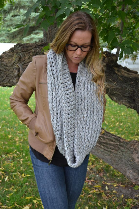 Hey, I found this really awesome Etsy listing at https://www.etsy.com/ca/listing/463253158/chunky-triple-luxe-infinity-cowl-cozy