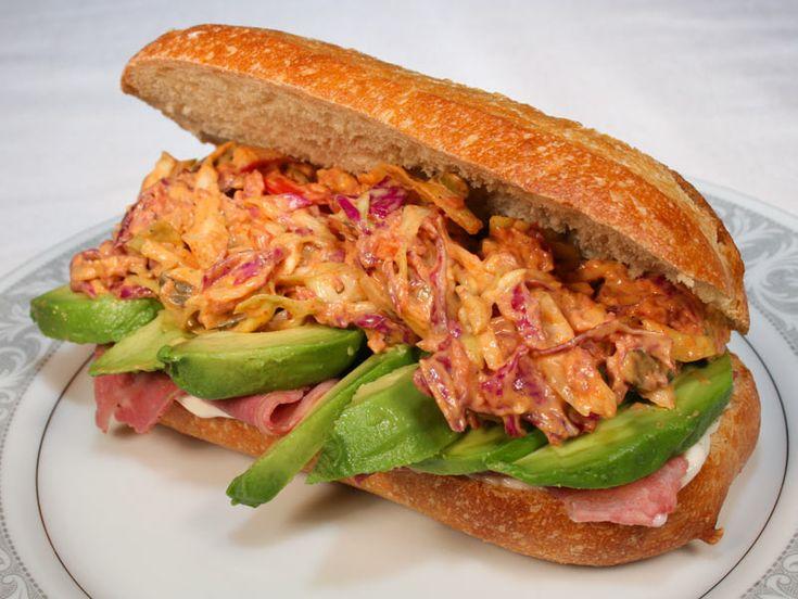 Best 25+ Baguette sandwich ideas on Pinterest | Taste ...