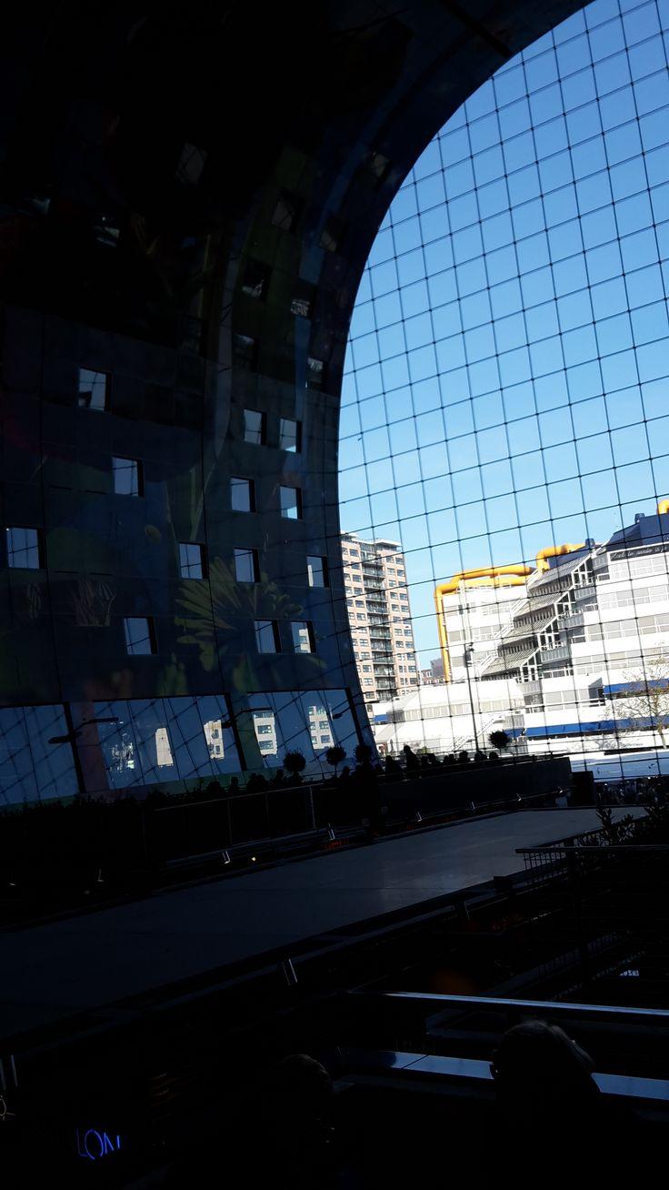 Markthal Rotterdam #mvrdv