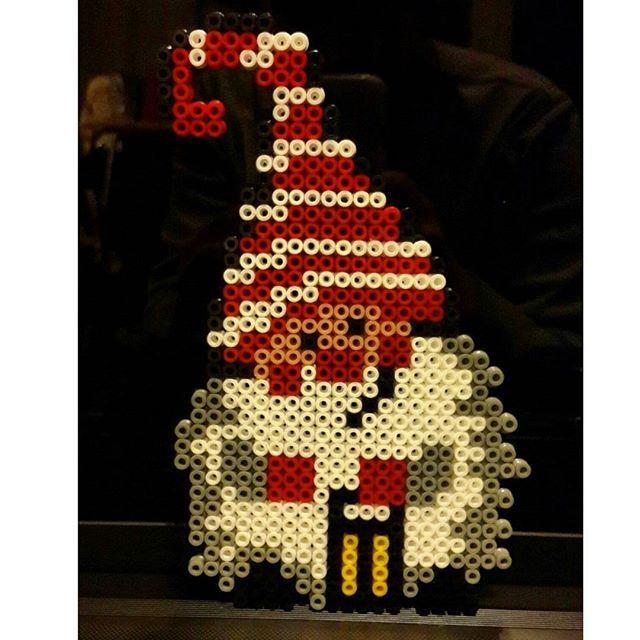 Christmas hama beads by nazlibusraozkan