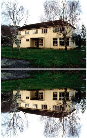 Ann Shelton, Villa #8, Formerly Lake Alice Hospital, Wanganui, New Zealand, 2004,