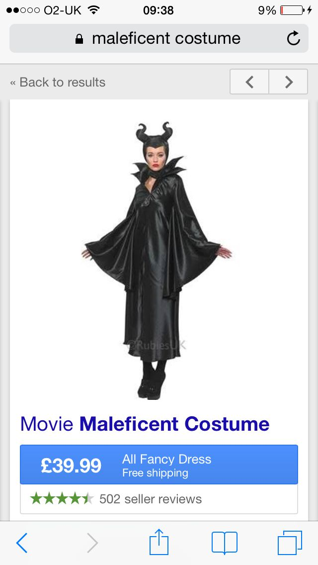 Maleficent 2 (Add Black Wings)