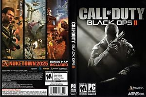 a call of duty black ops 2 pc steam key global