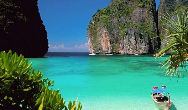 Pulau Phi Phi, Thailand | Tiket pesawat ke Phuket http://goo.gl/q0lfbD