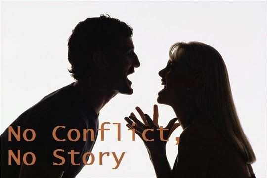 Another Average Writer: No Conflict, No Story // An article that describes different types of conflict.
