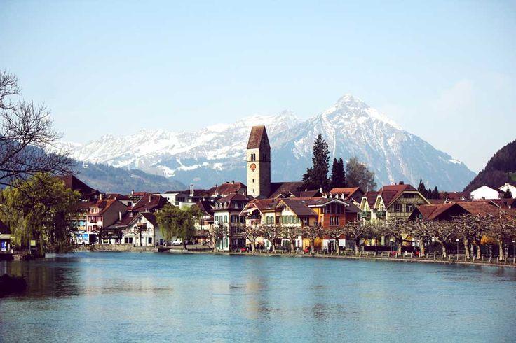 Picturesque Matten bei Interlaken