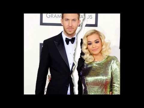 Rita Ora 'so over Calvin'