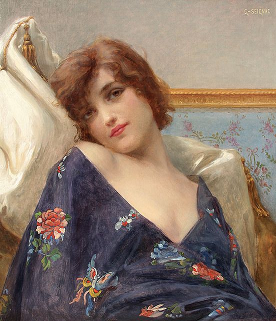 Guillaume Seignac - Indolence